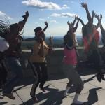 teens jumping 2016
